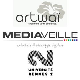 Mediaveille et artwaï partenariat pédagogique à l'université de Rennes2