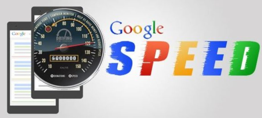 Google Speed Update