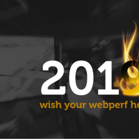 2019 : wish your WebPerf here